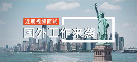 国外酒店行业视频面试